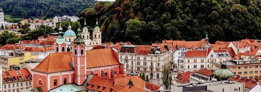 Hoteller i Ljubljana