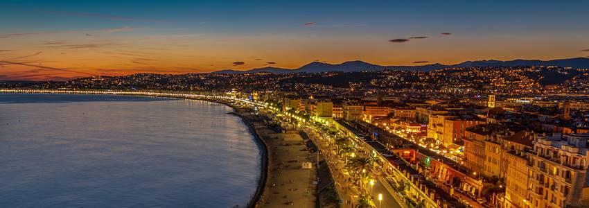 Hoteller i Nice