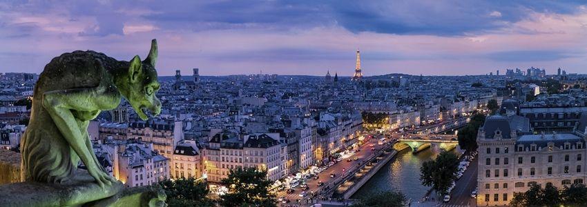 Hoteller Paris
