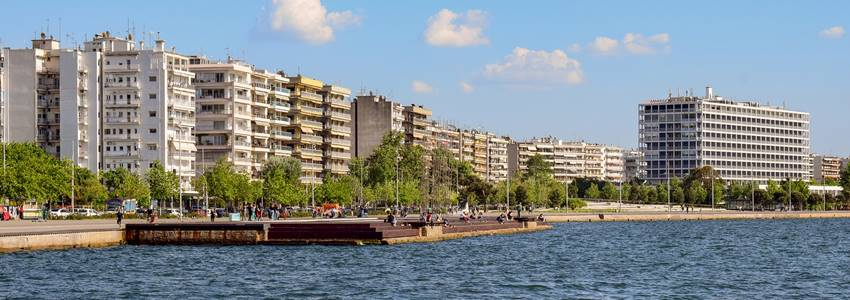 Hoteller i Thessaloniki