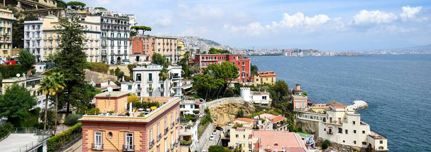 Hoteller i Napoli