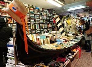 libreria acqua alta venice